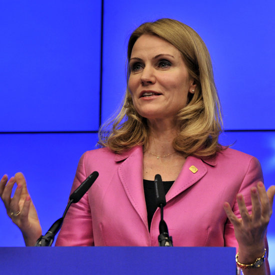 Helle Thorning Schmidt is the Prime Minister of Denmark