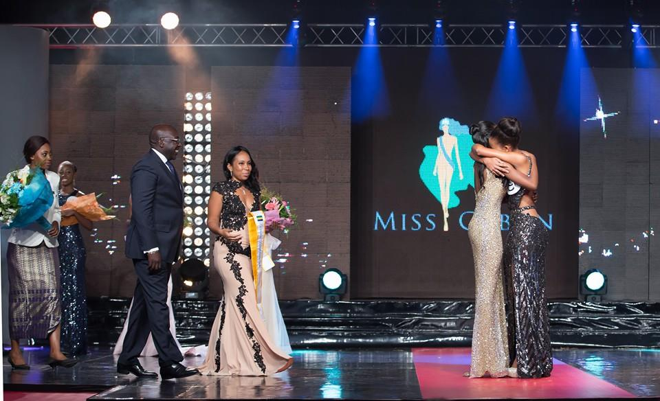 A Moment of Tears and Joy - Miss Gabon 2015 Event