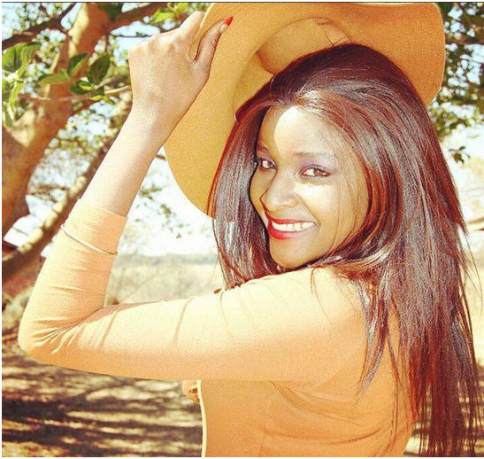 Tendai Hunda - Miss World Official Picture