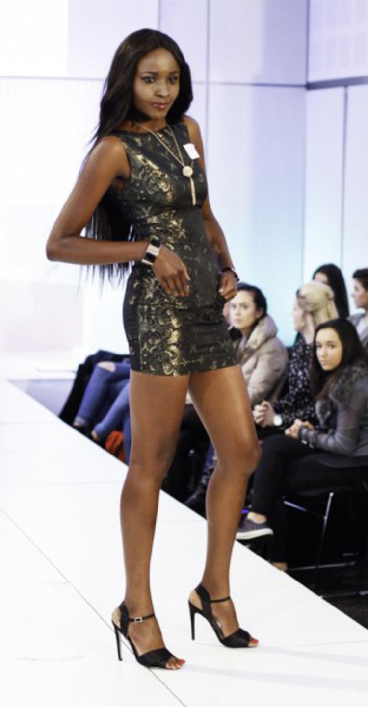 Tendai Hunda - Sexy Zimbabwean Model - 2014 Miss World Representative