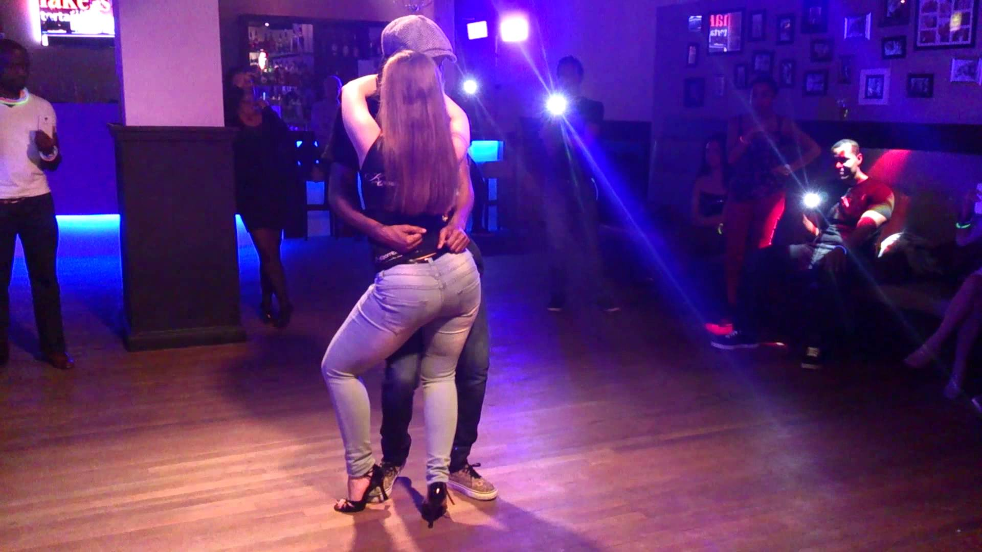 Kizomba Dance