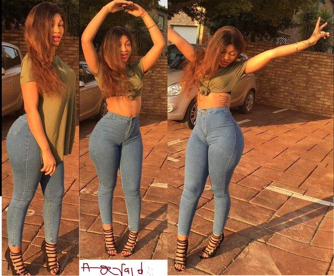 5 Sexy Pictures Of Agnes Masogange